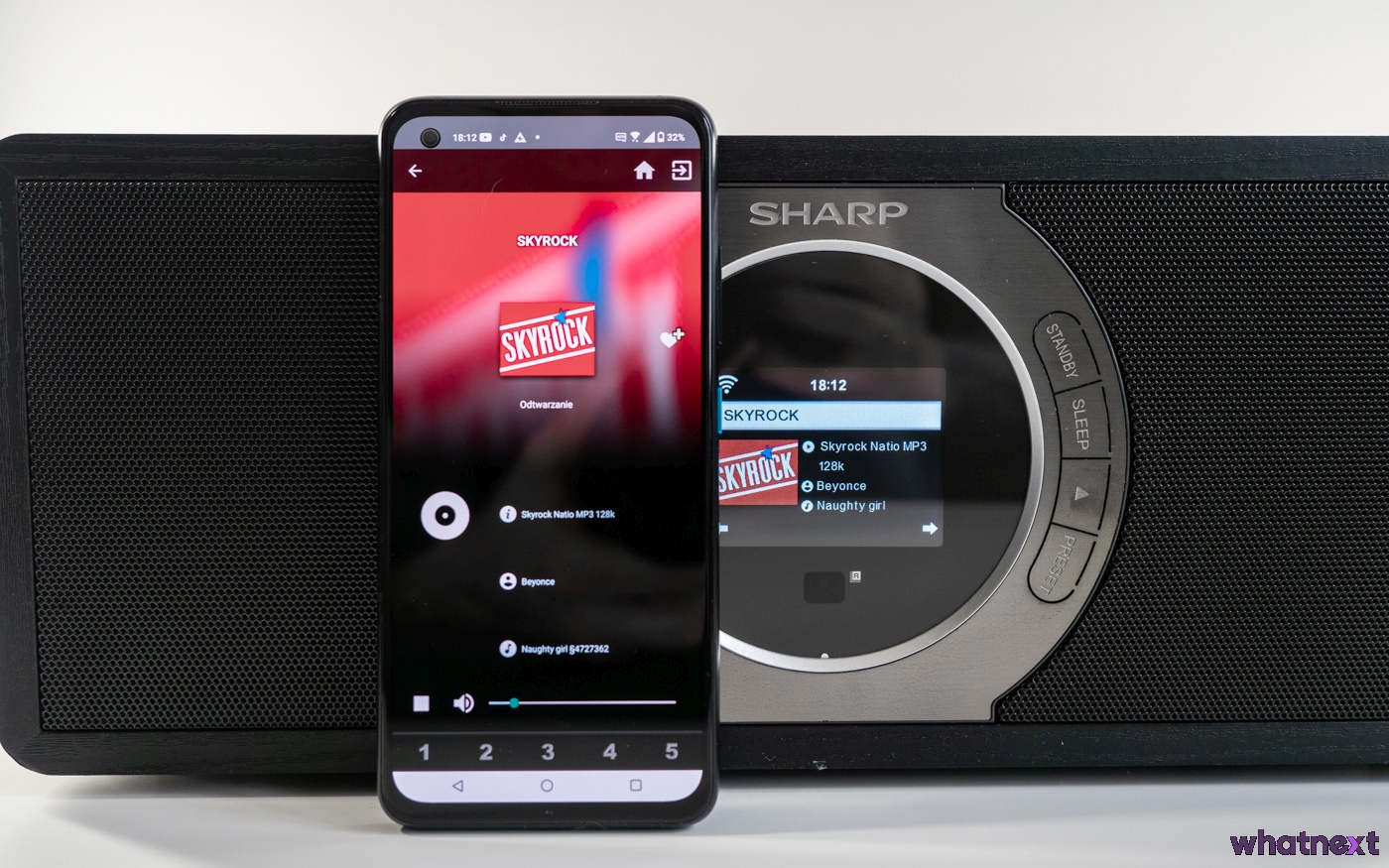 Sharp DR-I470 test recenzja