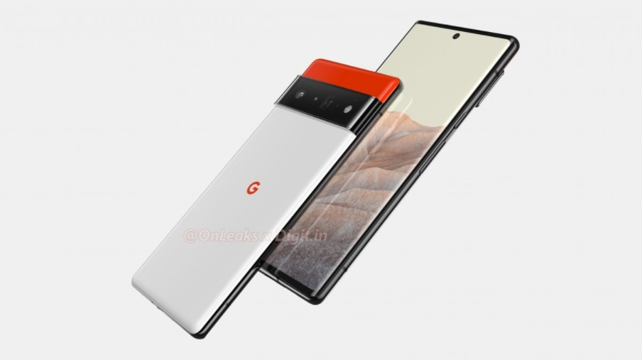 Google Pixel 6 Pro, rendery Pixel 6 Pro, specyfikacja Pixel 6 Pro, Pixel 6 Pro