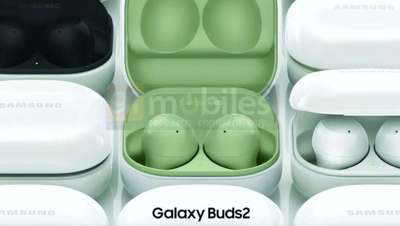 Cena Samsung Galaxy Buds2, Samsung Galaxy Buds2, Galaxy Buds2, wygląd Samsung Galaxy Buds2