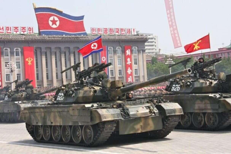 czołg Pokpung-ho IV, czołg Pokpung-ho IV Korei Północnej