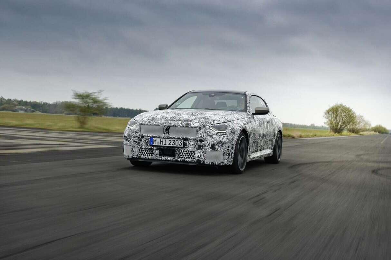 Data premiery BMW Serii 2 nowej generacji, premiery BMW Serii 2 nowej generacji, BMW Serii 2 nowej generacji, premiery Serii 2 nowej generacji