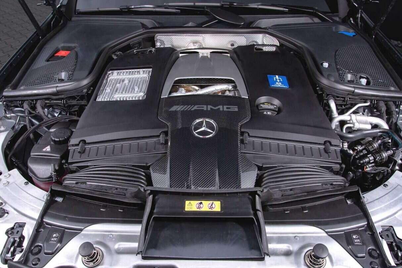 Posaidon podkręcił AMG E63 S 4Matic+ Mercedesa, AMG E63 S 4Matic+, Mercedes AMG E63 S 4Matic+, tuning AMG E63 S 4Matic+