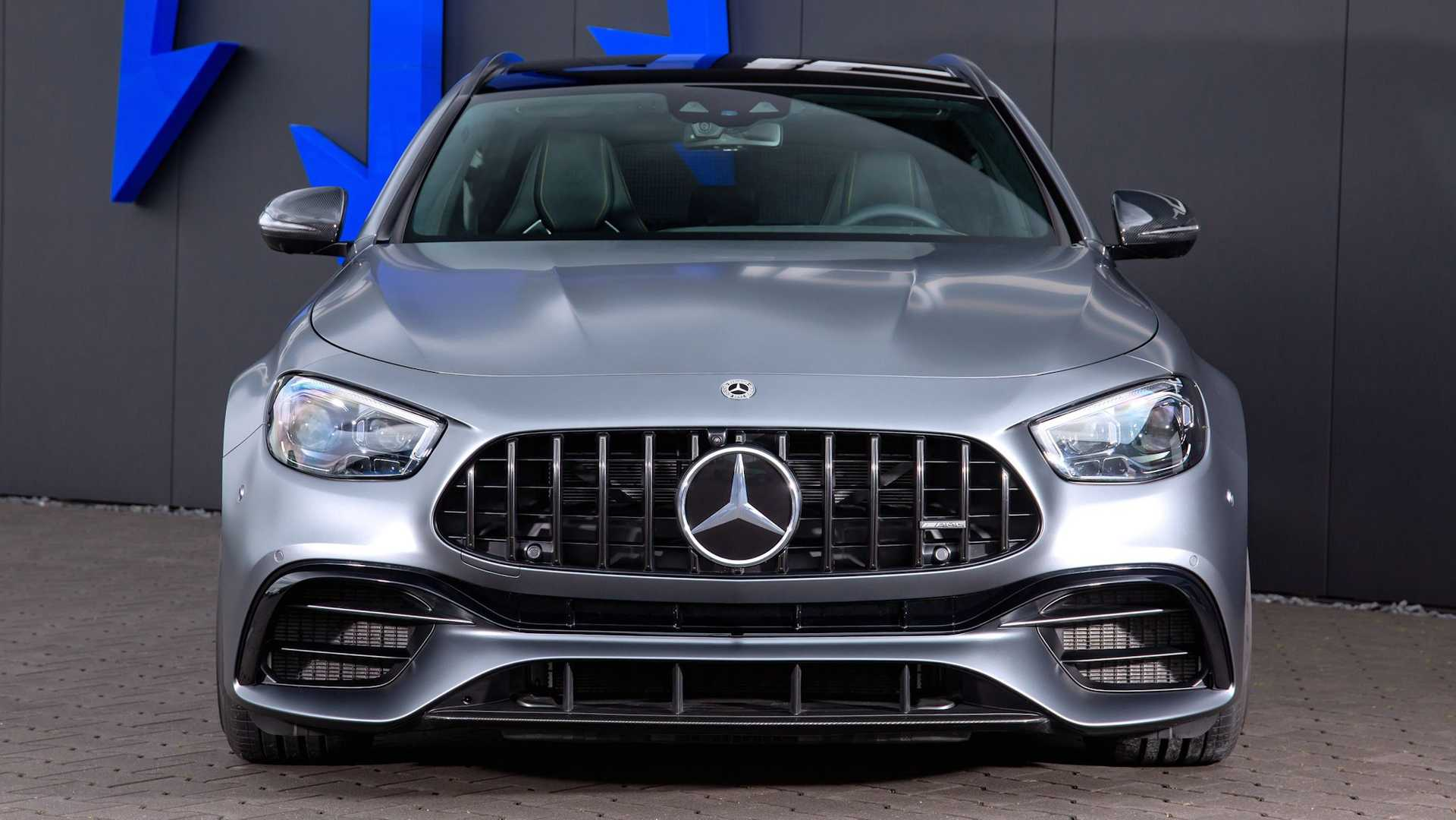 Jak Posaidon podkręcił AMG E63 S 4Matic+ Mercedesa?