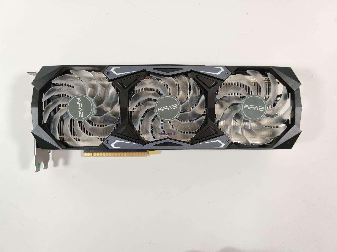 test KFA2 GeForce RTX 3080 Ti SG (1-Click OC), recenzja KFA2 GeForce RTX 3080 Ti SG (1-Click OC), opinia KFA2 GeForce RTX 3080 Ti SG (1-Click OC)
