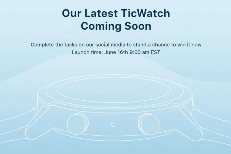 Mobvoi TicWatch E3, filmik Mobvoi TicWatch E3, specyfikacja Mobvoi TicWatch E3, TicWatch E3