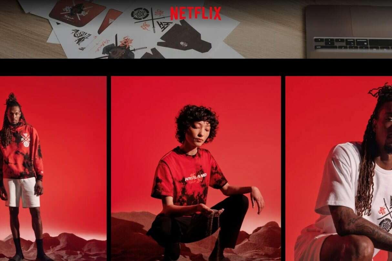 Netflix uruchamia internetowy sklep z ubraniami i gadżetami!