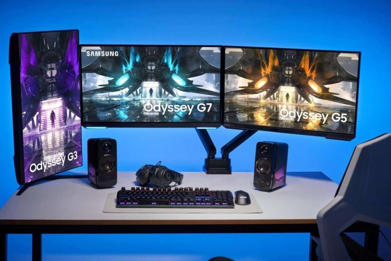 monitory Samsung Odyssey, Samsung Odyssey, Odyssey, premiera Samsung Odyssey, specyfikacja Samsung Odyssey, monitory Odyssey