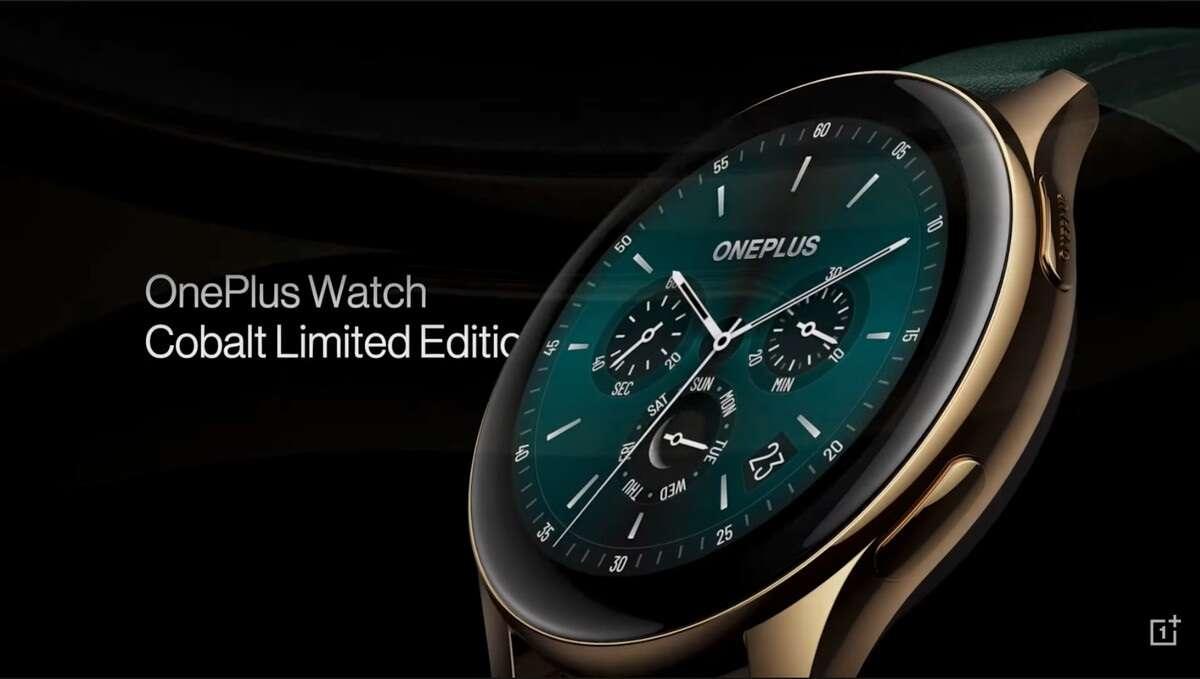 Zegarek OnePlus Cobalt Limited Edition trafił do sprzedaży... na Instagramie