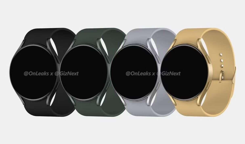 rendery Galaxy Watch Active4, Samsung Galaxy Watch Active4, Watch Active4, Active4