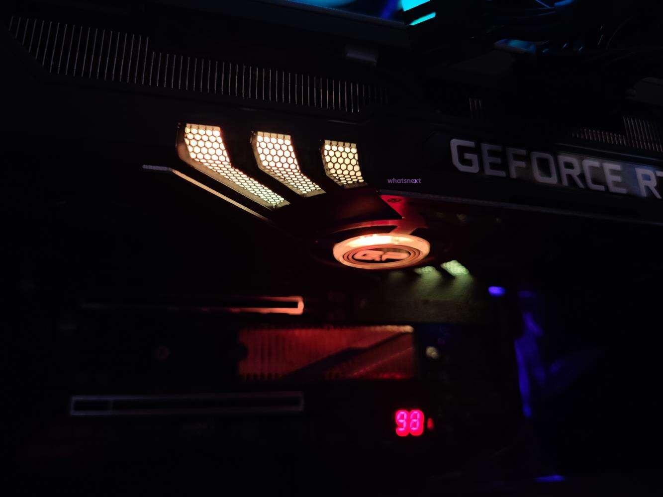 test Palit GeForce RTX 3080 Ti GamingPro, recenzja Palit GeForce RTX 3080 Ti GamingPro, opinia Palit GeForce RTX 3080 Ti GamingPro