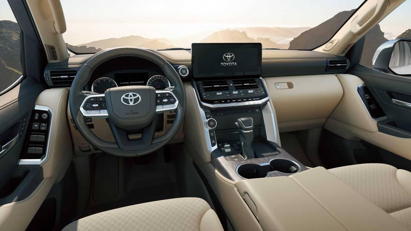 Premiera Toyota Land Cruiser 2022. Nowa platforma i V6 na miejscu V8