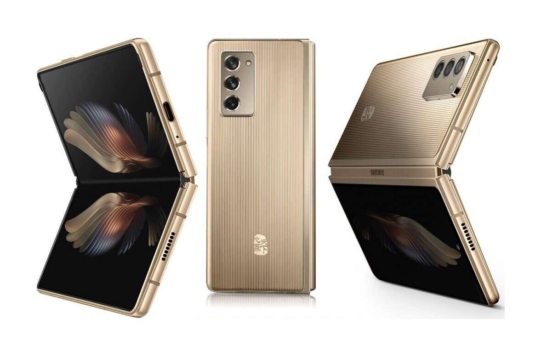 Chiny dostaną swoją wersję składanego Galaxy Z Fold 3