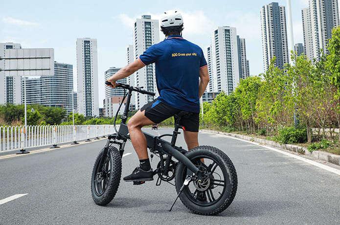 elektryczny rower A20F od ADO, A20F od ADO, elektryczny rower A20F