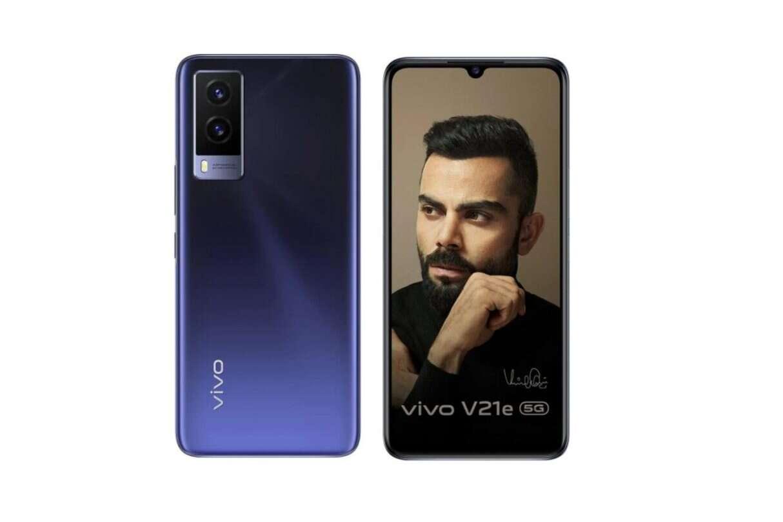 Specyfikacja vivo V21e 5G, vivo V21e 5G, V21e 5G, rendery vivo V21e 5G, cena vivo V21e 5G