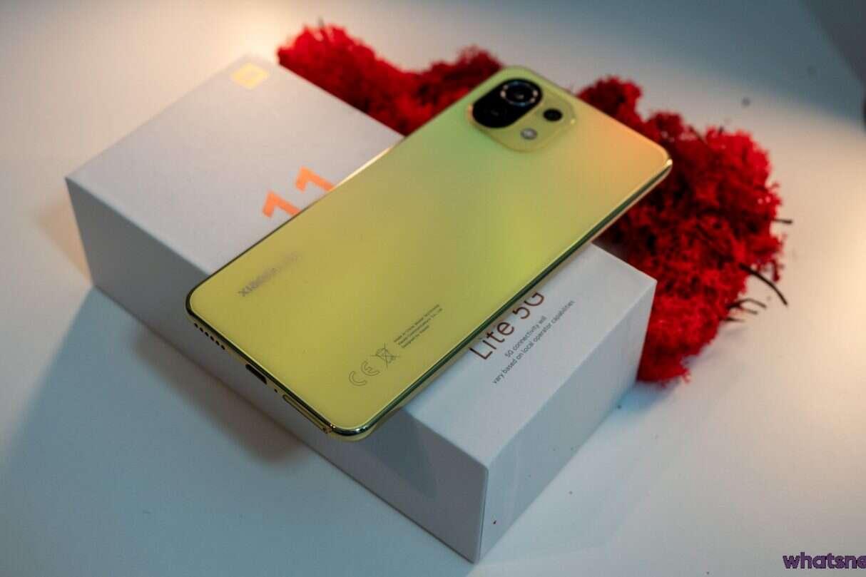 Xiaomi mi 11 Lite 5G, Mi 11 Lite 5G, test Xiaomi mi 11 Lite 5G, recenzja Xiaomi mi 11 Lite 5G