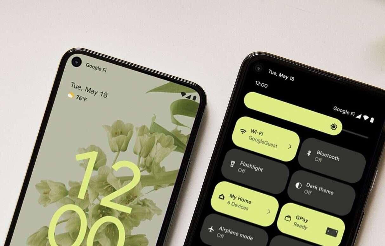 Android 12 zmieni tło w widżecie rozmowy na podstawie wiadomości