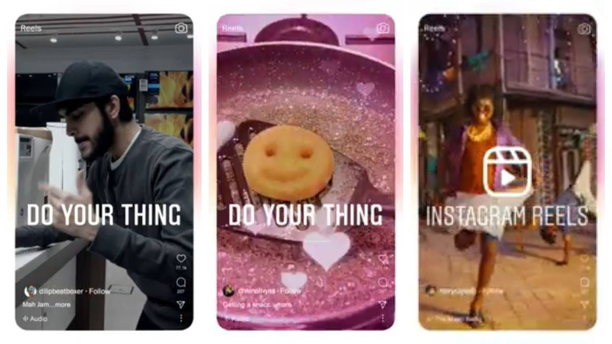 Facebook wprowadza reklamy w Instagram Reels na całym świecie