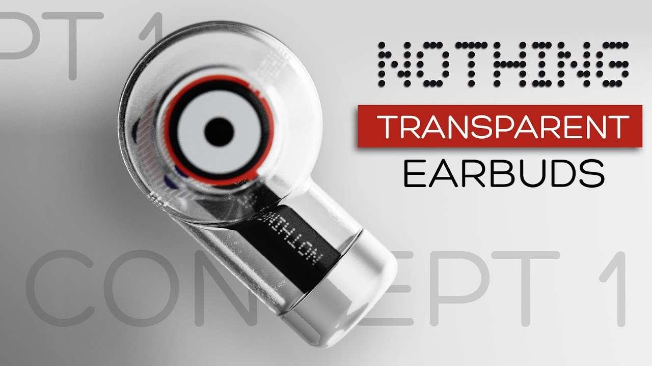 słuchawki Ear 1, Nothing Ear 1