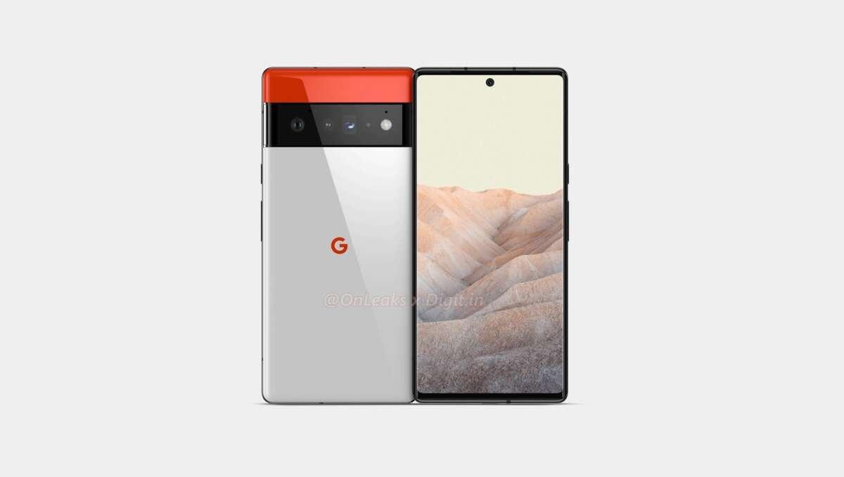 Wyciekły kolejne informacje o Google Pixel 6 Pro
