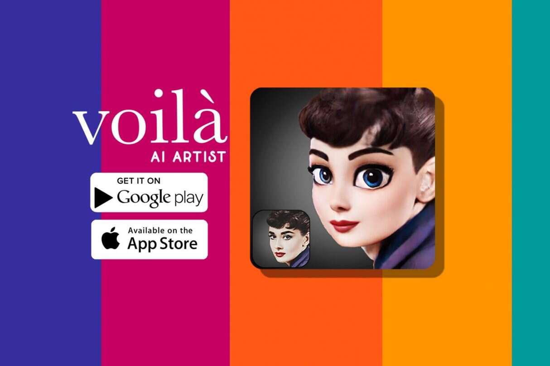 Voila AI Artist - aplikacja, która zmieni Cię w postać z kreskówki