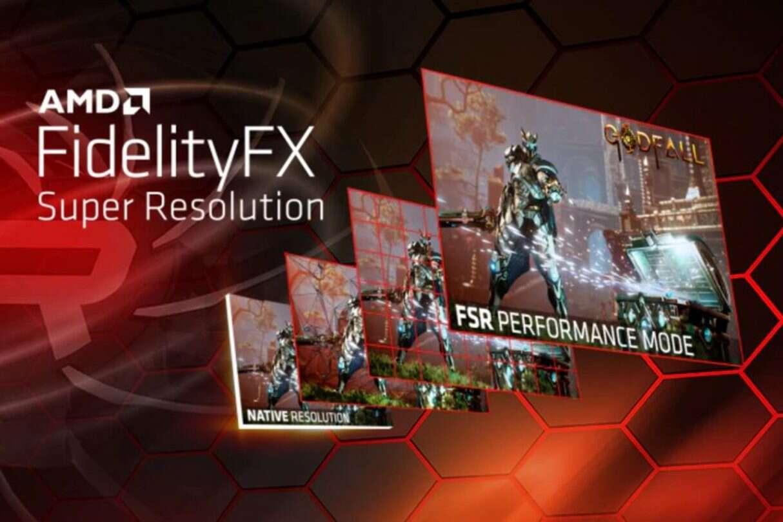 AMD FSR na PlayStation 5, FSR na PS5FSR na PlayStation 5,