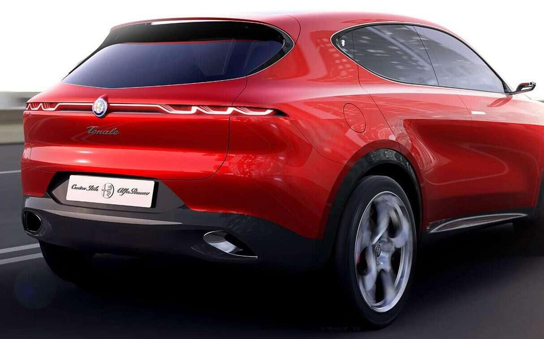 Nadchodzi nowy crossover PHEV, Alfa Romeo Tonale PHEV