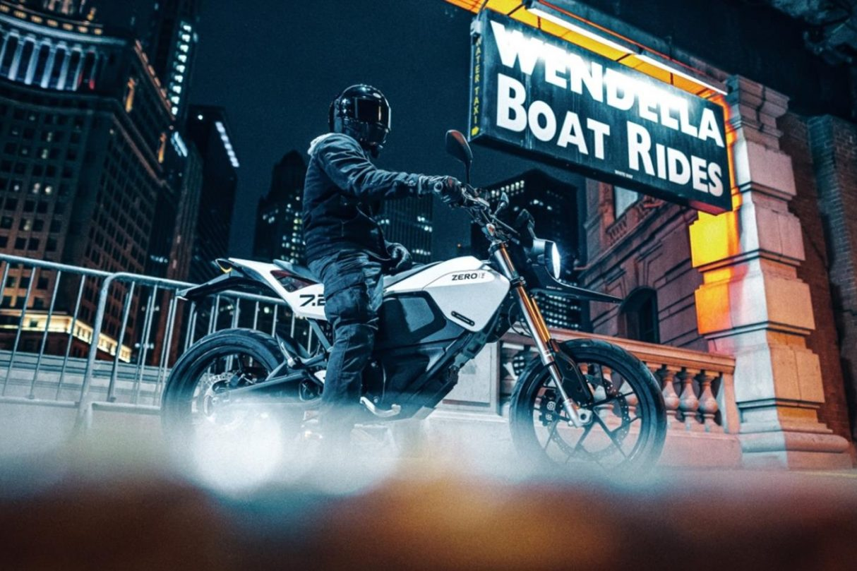Elektryczny motocykl Zero FXE 2022, Zero FXE 2022, Zero FXE