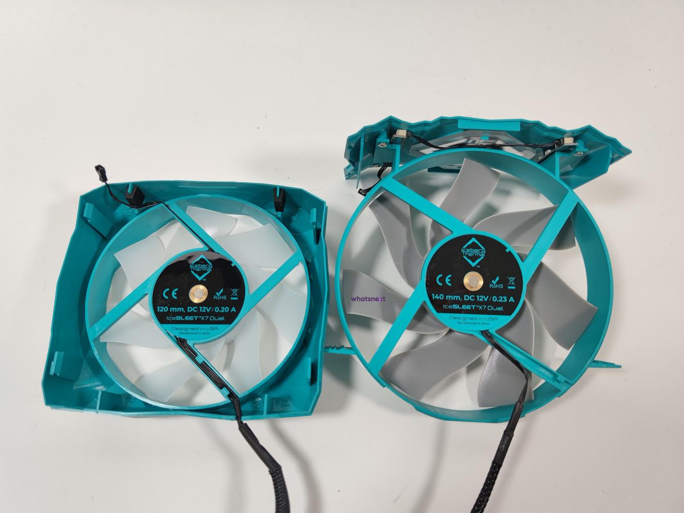 test Iceberg Thermal IceSLEET X7 Dual, recenzja Iceberg Thermal IceSLEET X7 Dual, opinia Iceberg Thermal IceSLEET X7 Dual
