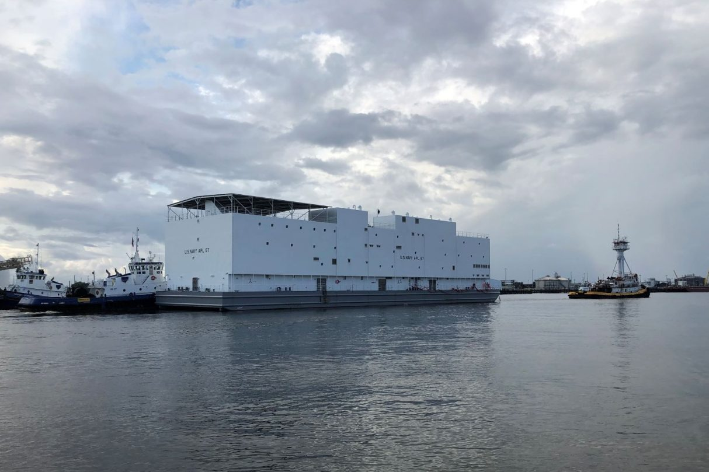 Marynarka Wojenna statek APL 67, statek APL 67, APL 67