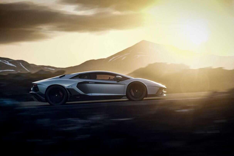 nowe Lamborghini