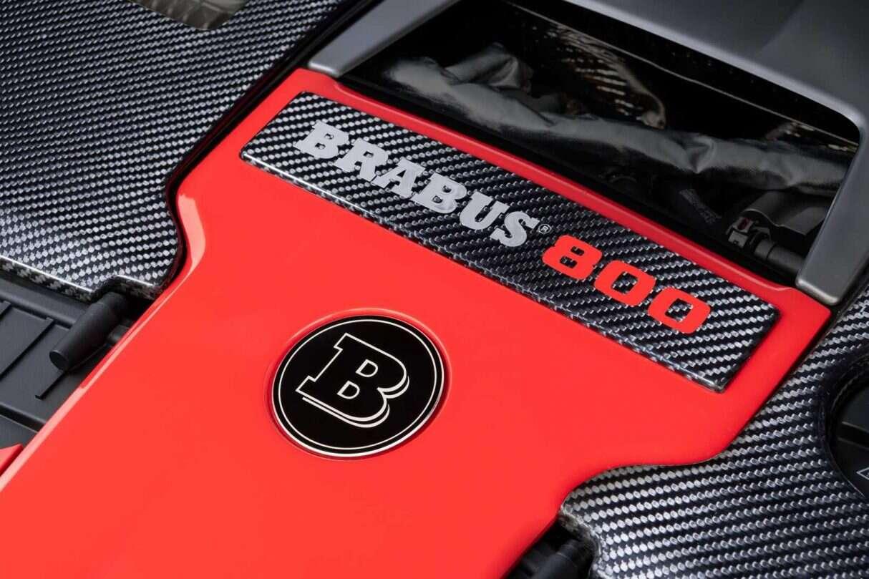 podkręcone coupe Mercedes GLE 63 S, Barbus 800, Brabus
