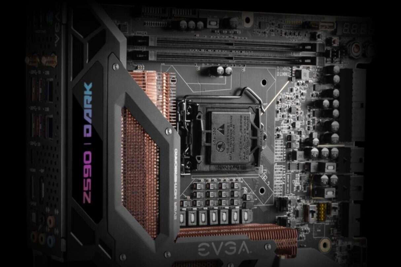 Płyta główna EVGA Z590 Dark, EVGA Z590 Dark