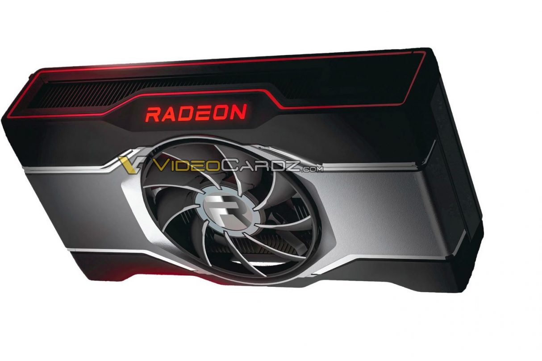 PowerColor karty Radeon RX 6600, Radeon RX 6600, karty Radeon RX 6600