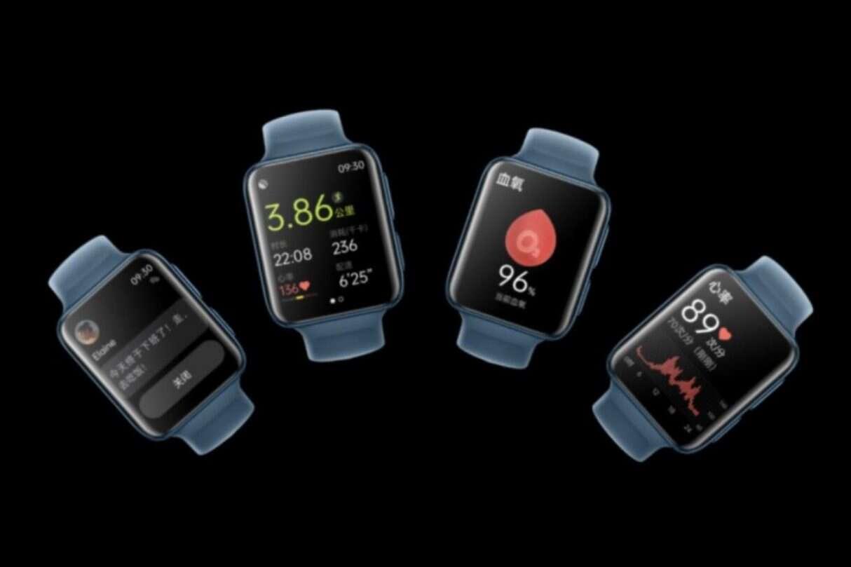 Premiera Oppo Watch 2, Oppo Watch 2, Watch 2, specyfikacja Oppo Watch 2