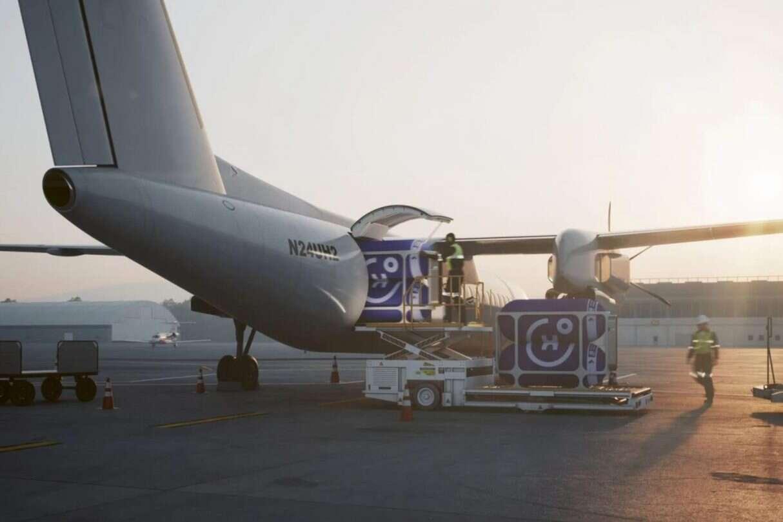 Universal Hydrogen, samoloty na wodór