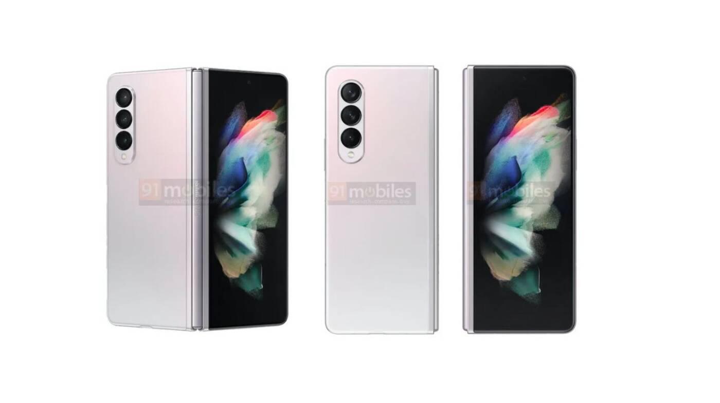 Samsung Galaxy Z Fold3, Galaxy Z Fold3 w Geekbench, Galaxy Z Fold3, specyfikacja Galaxy Z Fold3, wygląd Galaxy Z Fold3