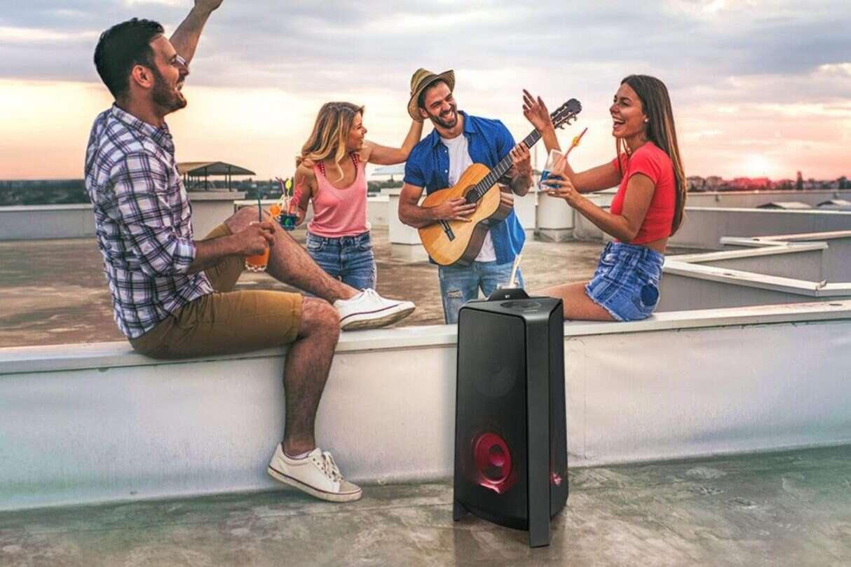 Samsung Power Audio, MX-T70, MX-T50, Power Audio