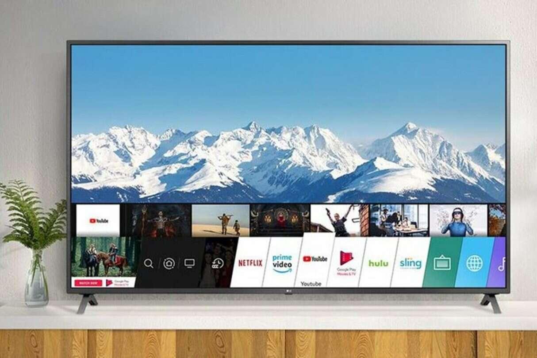 Szukacie telewizora 60-cali poniżej 2000 zł, promocję na LG 60UN7100, LG 60UN7100, telewizor 60 cali