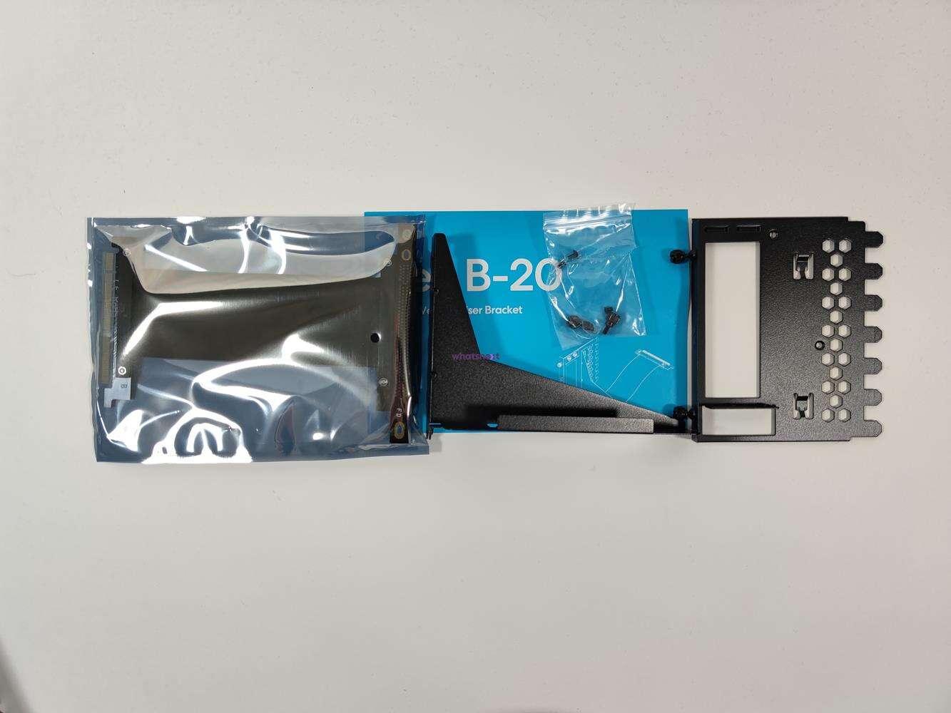 test Fractal Design Universal Multibrackets - Type A oraz risera Flex B-20, recenzja Fractal Design Universal Multibrackets - Type A oraz risera Flex B-20, opinia Fractal Design Universal Multibrackets - Type A oraz risera Flex B-20