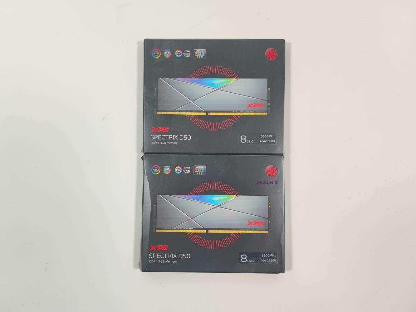 test XPG Spectrix D50, recenzja XPG Spectrix D50, opinia XPG Spectrix D50