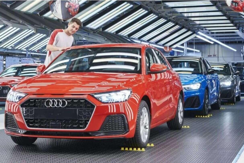 Audi A1, koniec Audi A1, A1