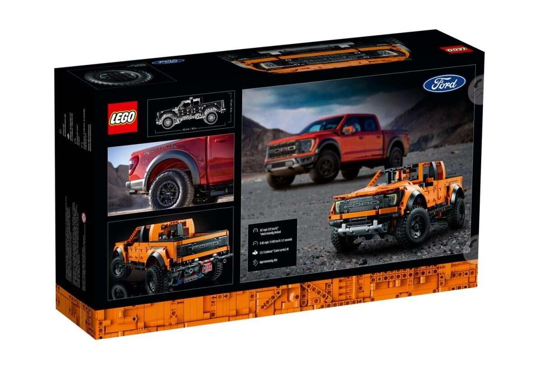 Zestaw LEGO Technic Ford F-150 Raptor, Zestaw LEGO Technic Ford F-150 Raptor, LEGO Technic Ford F-150 Raptor, Ford F-150 Raptor