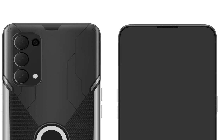 Tak prezentuje się nadchodzący tajemniczy smartfon Oppo