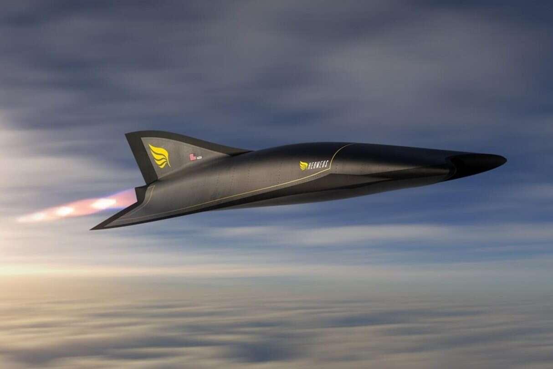 naddźwiękowy samolot pasażerski Hermeus Corporation, Hermeus Corporation, naddźwiękowy samolot pasażerski