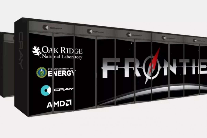 AMD Frontier, najwydajniejszy superkomputer, Frontier