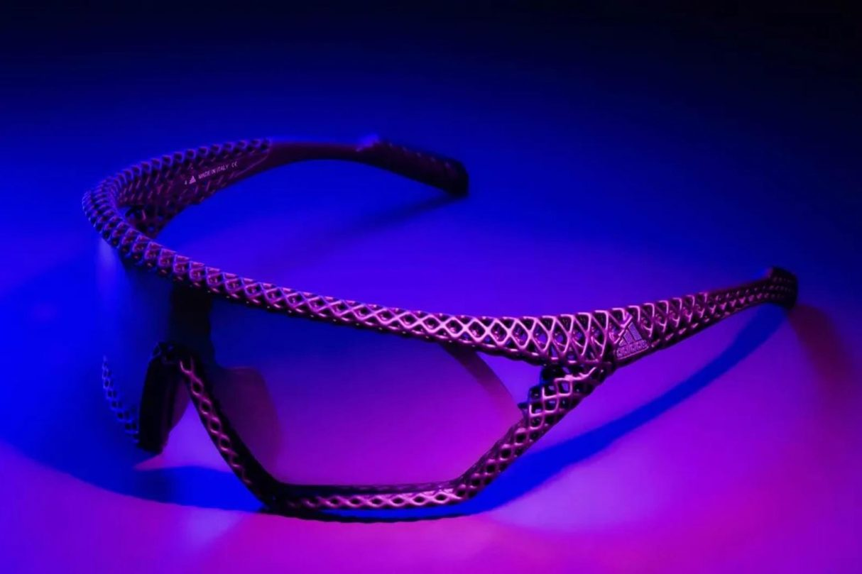Adidas wydrukował sportowe okulary,sportowe okulary Adidas