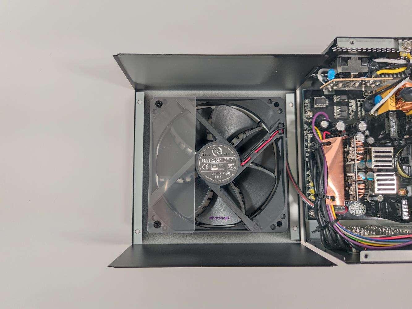 test Cooler Master MWE Gold 650 – V2, recenzja Cooler Master MWE Gold 650 – V2, opinia Cooler Master MWE Gold 650 – V2