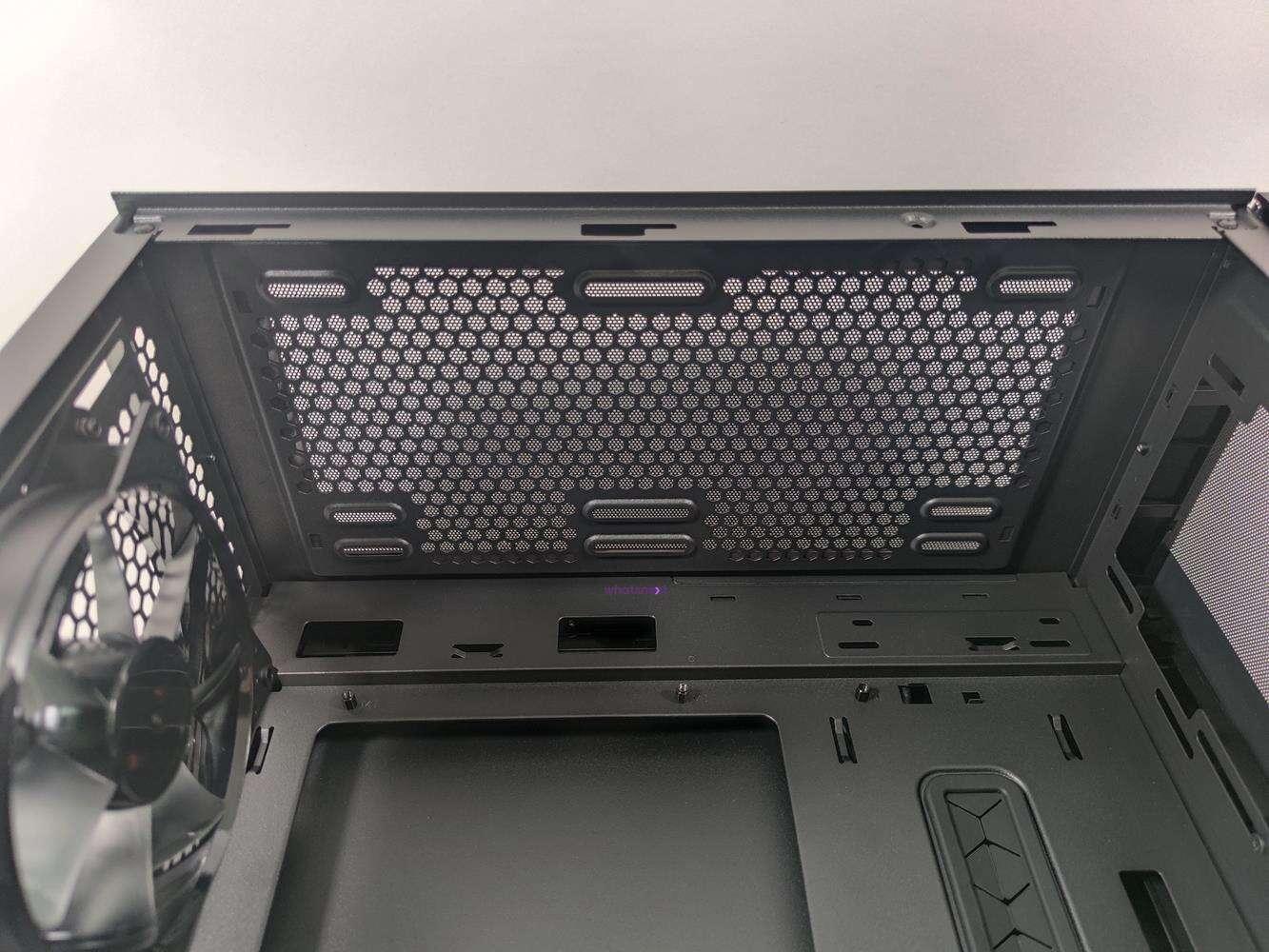 test Cooler Master MasterBox NR400, recenzja Cooler Master MasterBox NR400, opinia Cooler Master MasterBox NR400