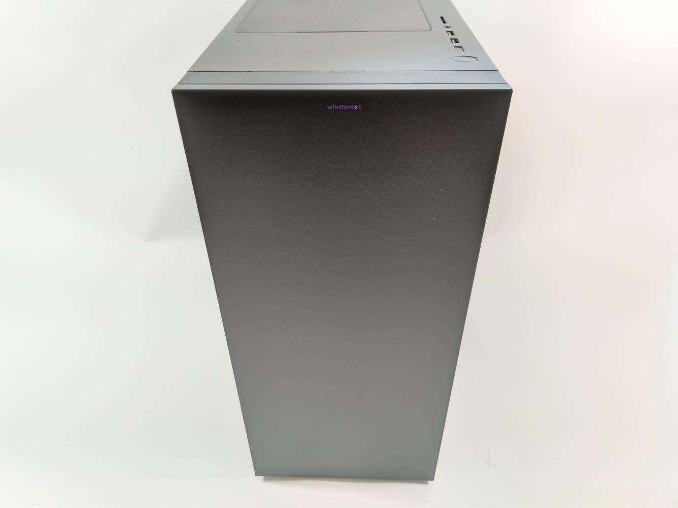 test Cooler Master Silencio S600, recenzja Cooler Master Silencio S600, opinia Cooler Master Silencio S600