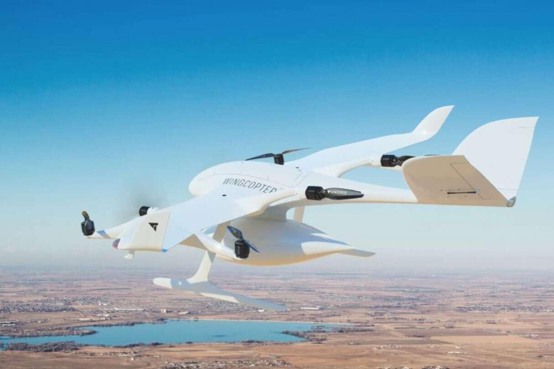 Drony Wingcopter 198, wspomagać służbę zdrowia w całym państwie, Wingcopter 198,